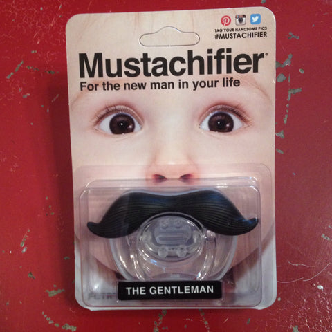 mustachifier: the gentleman