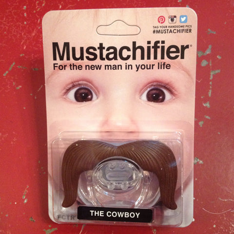 mustachifier: the cowboy