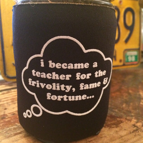 teacher koozie