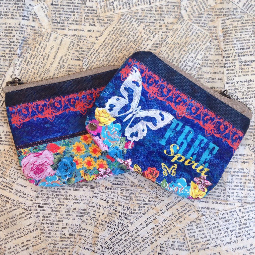 free spirit coin purse