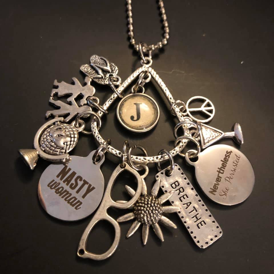 MY STORY necklace (or bracelet or keychain)