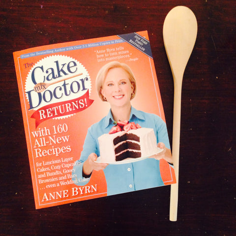 the cake doctor book