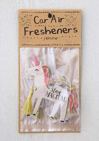 Air Freshener - Unicorn (set of 2)