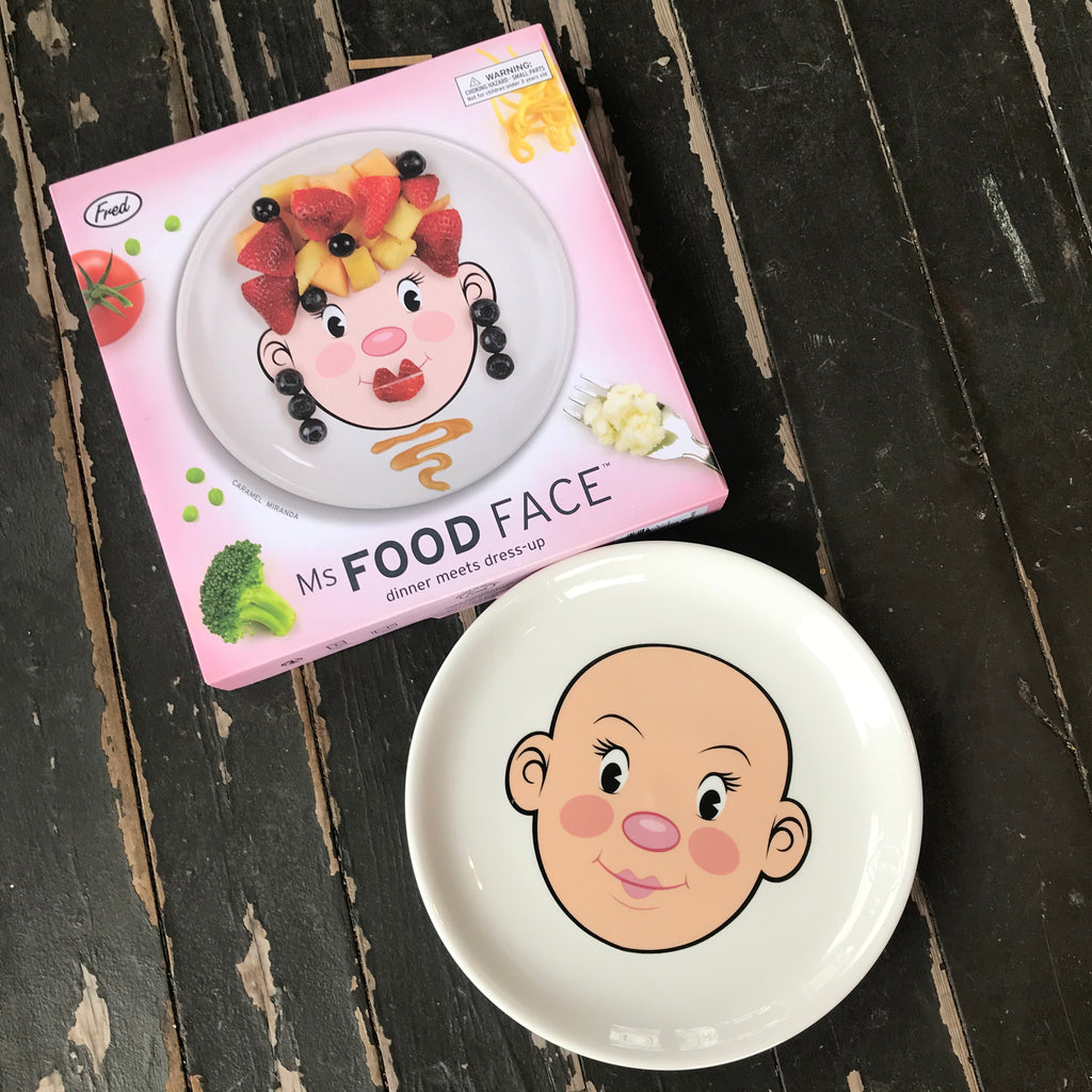 Ms. Food Face