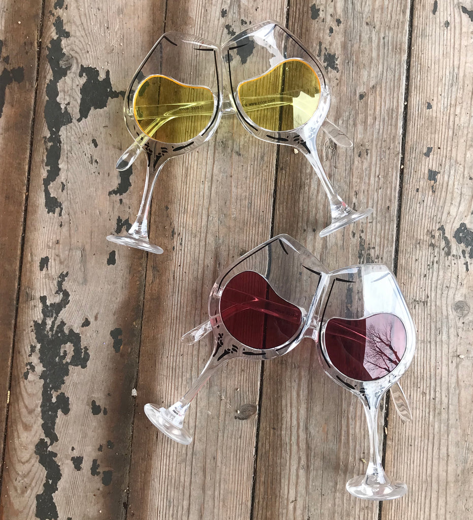 Wine Glass Party Glasses