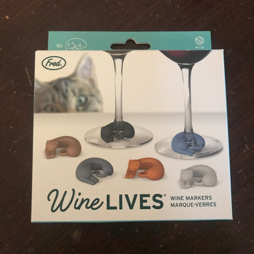 wine lives drink markers