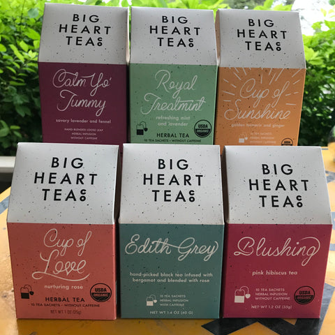 Big Heart Tea Co. Tea