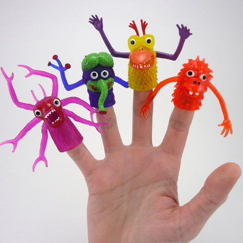finger monsters set