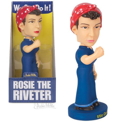 Rosie the Riveter Noddler
