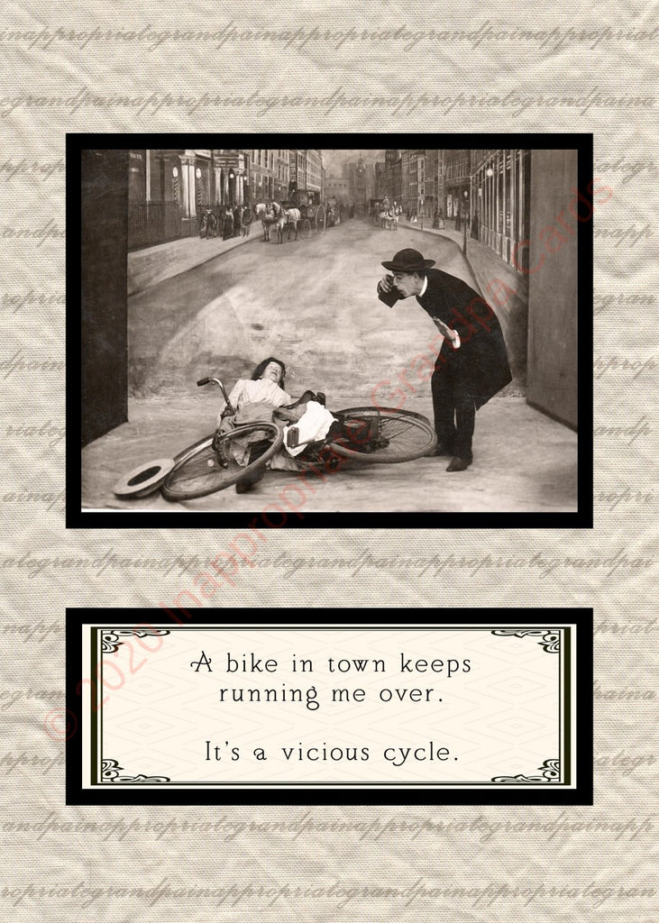 Card - Vicious Cycle