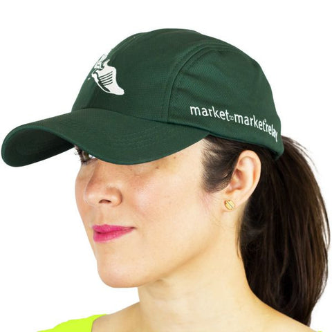 Forest Green Official Race Hat