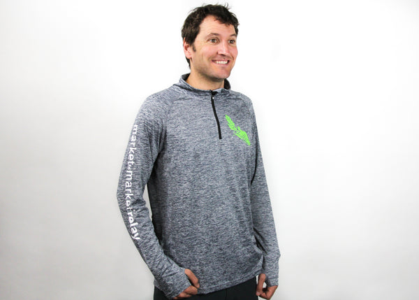 Men's Run Zip
