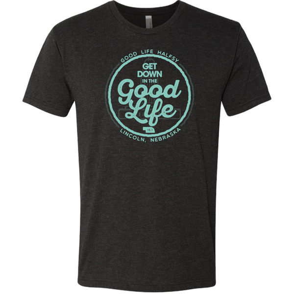 Unisex Get Down in the Good Life Tee
