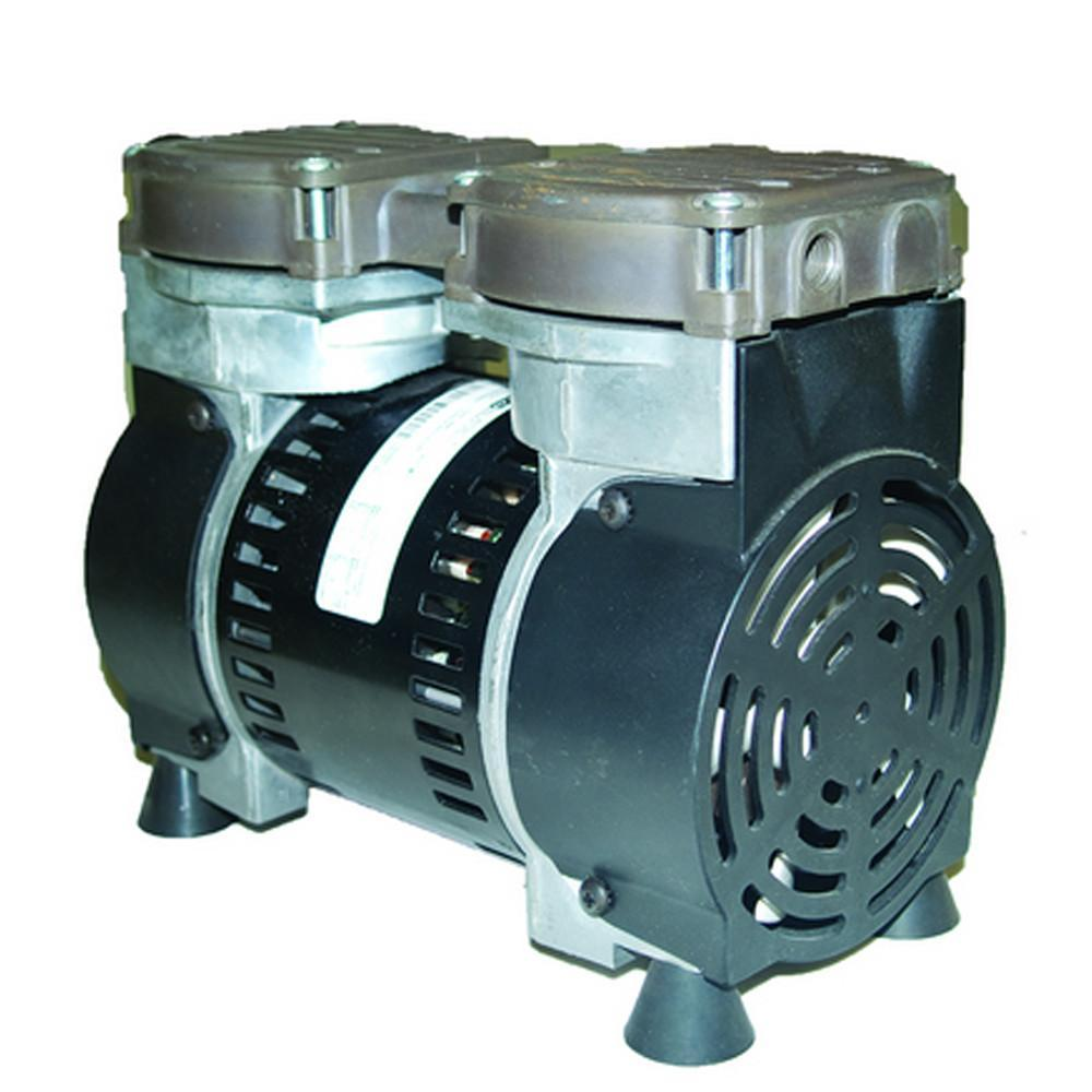Airmax Aeration Accessory 1/3 HP - RP33 Piston Compressor, 115V, 82R Model Airmax RP Series Rocking Piston Compressors