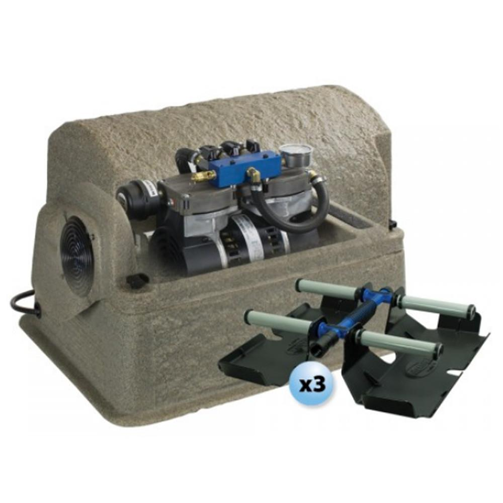 Airmax Aeration 1/2 HP - PS40 - 115V - Unit Only Airmax PondSeries Aeration Systems
