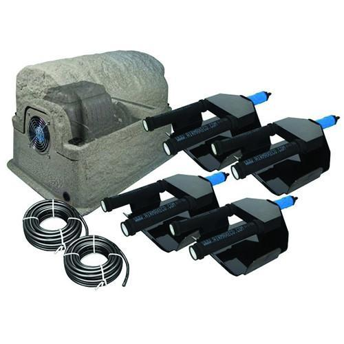 Airmax Aeration SW40 System- 200 Ft 3/8 Inch Airline Airmax Shallow Water Series Aeration Systems SW20 & SW40