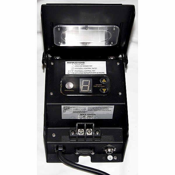 Alpine Pond Lighting/Foggers 200W Alpine Transformer