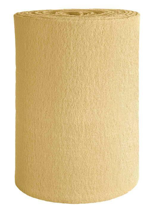 Americo Filtration Cream Coarse Filter Media / 2 Inch Cream 28 Inch x 90 Ft Americo Filter Media