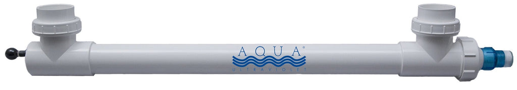 Aqua UV Clarifiers/Sterilizers 40W - 2 inch Wiper Aqua UV Classic Series with Wiper