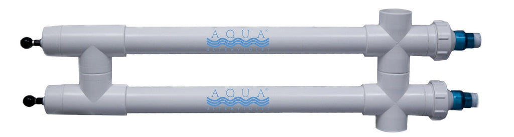 Aqua UV Clarifiers/Sterilizers 80W - 2 inch Wiper Aqua UV Classic Series with Wiper