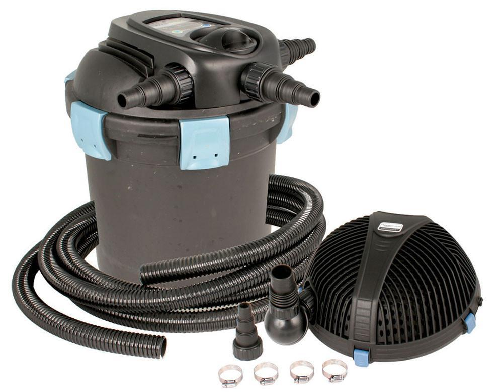 Aquascape Filtration 2500 Filtration Kit (2000 Pressure Filter & AquaForce 2700) Aquascape UltraKlean Filtration Kit