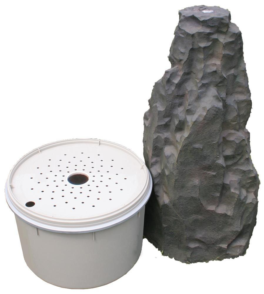 Aquascape Fountains & Pond Decor Fractured Basalt Column - Fountain Kit Aquascape Fractured Basalt Column Fountain