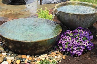 Aquascape Fountains & Pond Decor Bowl - 32 Inch Aquascape Spillway Bowl & Basin