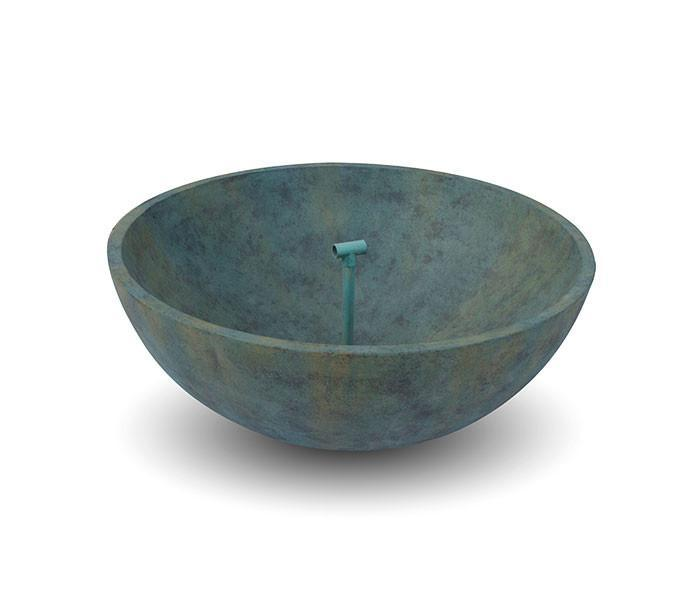 Aquascape Fountains & Pond Decor Basin - 40 Inch Aquascape Spillway Bowl & Basin