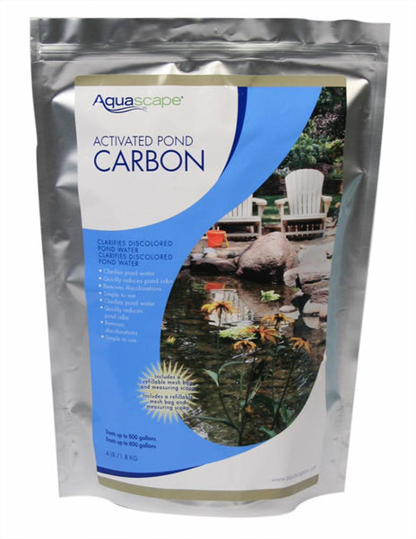 Aquascape Bamboo Activated Carbon - Loch Ness Water Gardens