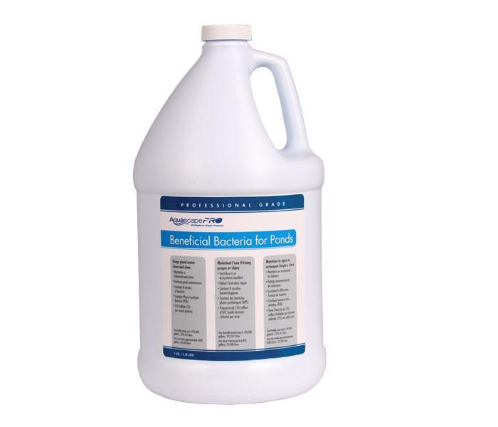 Aquascape Water Treatments AquascapePRO Beneficial Bacteria - 1 gal Aquascape Beneficial Bacteria for Ponds/Liquid