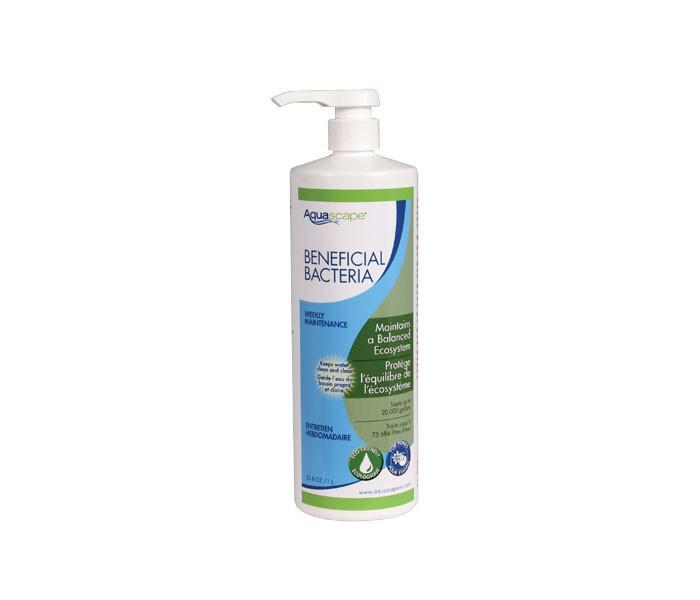 Aquascape Water Treatments 3.78ltr/1 gal Aquascape Beneficial Bacteria for Ponds/Liquid
