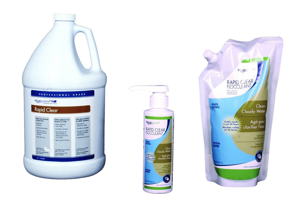 Aquascape Water Treatments AquascapePRO - 1 Gal Aquascape Pond Detoxifier