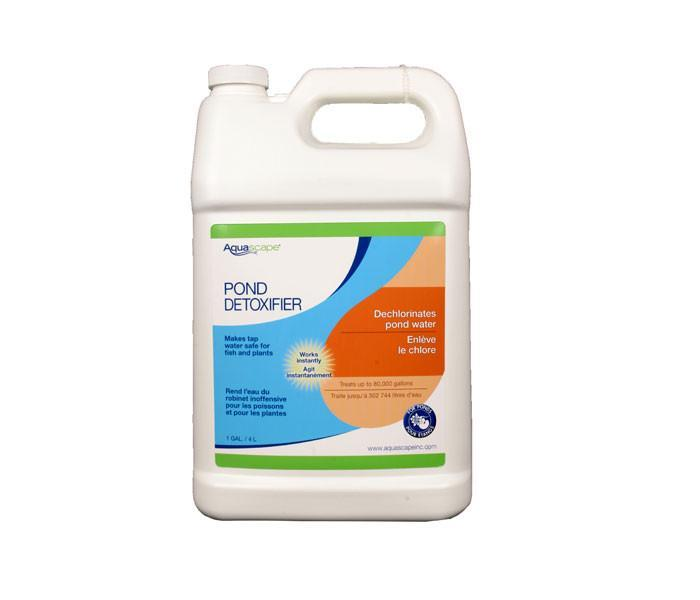 Aquascape Water Treatments 3.78ltr/1 gal Aquascape Pond Detoxifier