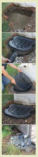 AquascapePRO Rain Harvesting AquascapePRO Downspout Filter