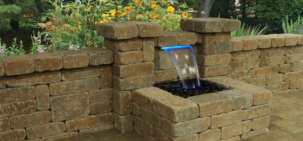 Atlantic Water Gardens Colorfalls Basin 12 Inch Atlantic Water Gardens Basin Kits for Colorfalls