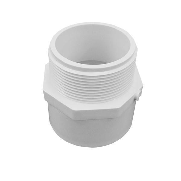 Atlantic Water Gardens Installation Tools 2 Inch Atlantic Water Gardens Male Thread Adaptor (MiptxSlip)