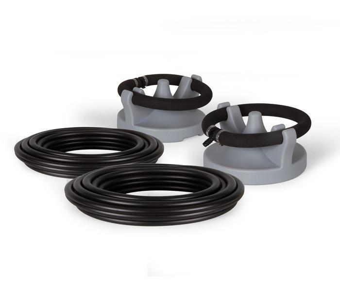 Atlantic Water Gardens Pond Kits 3600 Atlantic Water Gardens Typhoon Diffuser kit w/ Weighted Tubing