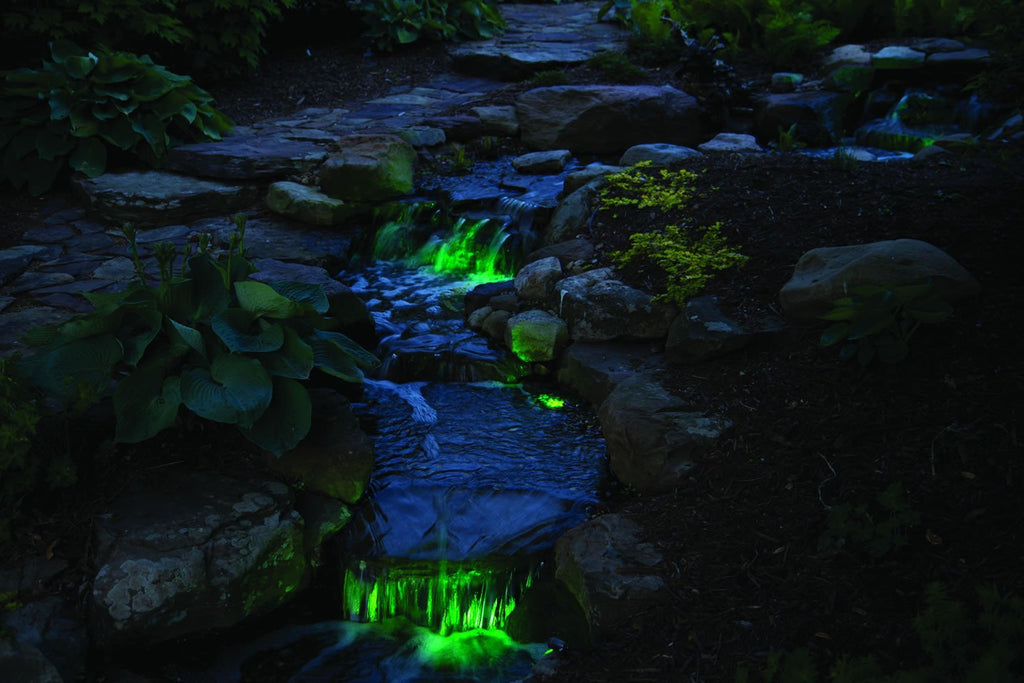 Atlantic Water Gardens Pond Lighting/Foggers Atlantic Water Gardens 2.5 Watt Color Changing LED Compact Spotlight