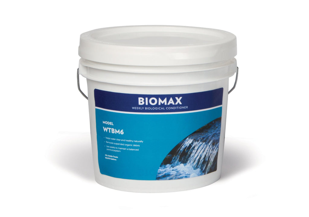 Atlantic Water Gardens Water Treatments 6 pound Atlantic Water Gardens Bio-Max - Beneficial Bacteria