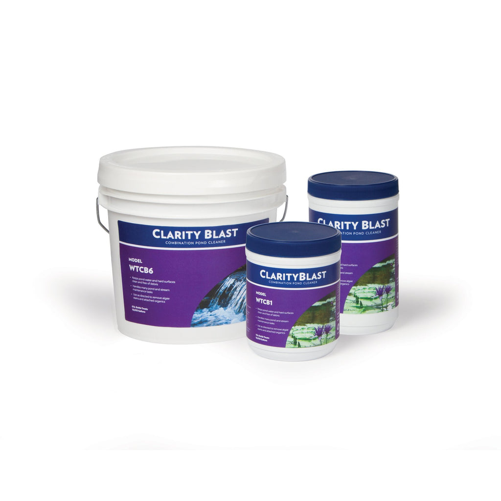 Atlantic Water Gardens Water Treatments 1 pound Atlantic Water Gardens ClarityBlast - Combination Pond Cleaner