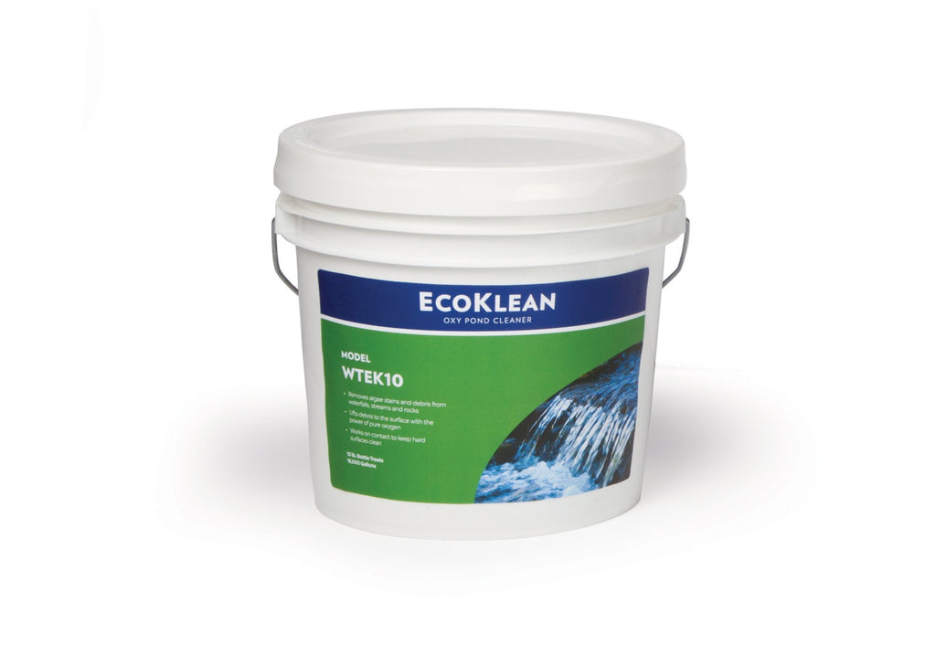 Atlantic Water Gardens Water Treatments 10 lb Atlantic Water Gardens Eco-Klean - Oxy Pond Cleaner