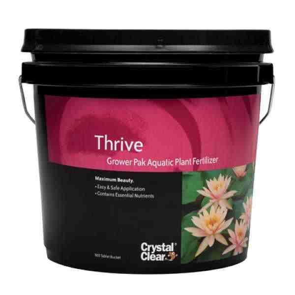 Crystal Clear Fish Care Thrive - 200 ct Crystal Clear Thrive