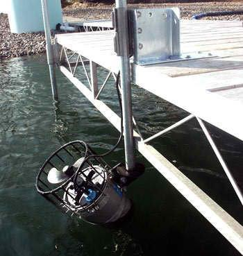 Kasco Pumps Accessories Standard Dock Mount Kasco Dock Mount