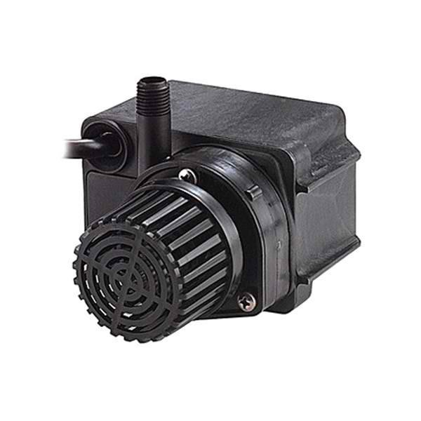 Little Giant Pumps 300 GPH DD Pump- 6 Ft Little Giant Direct Drive Statuary Small Submersible Pump
