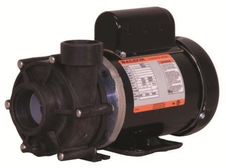 Sequence Pumps ValueFlo 750- 4200 gph Sequence ValuFlo 1000 Series Pump