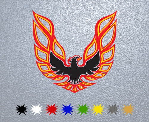 Eagle TRANS AM Sticker