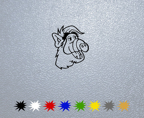 Alf Sticker (x1)