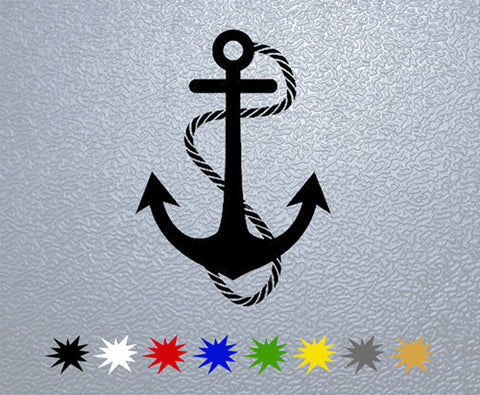 Anchor Sticker (x1)