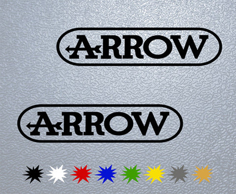 Arrow Sticker (x2)
