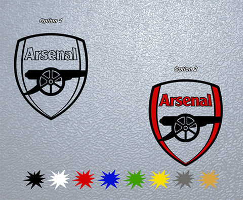Arsenal FC Sticker (x1)